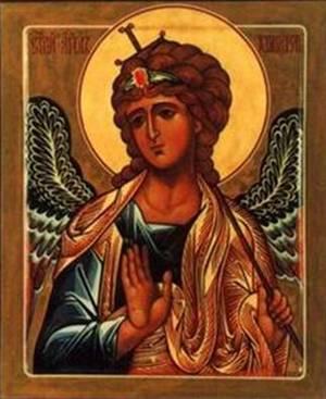 Икона Ангела-Хранителя. Источник: прислано посетителем нашего сайта.