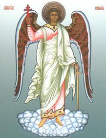 Ангел-Хранитель. Икона