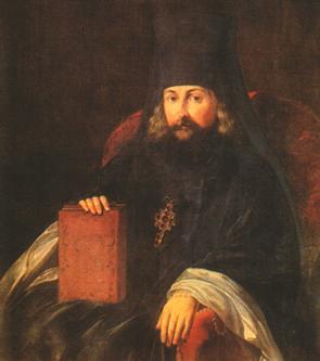 Портрет святителя Игнатия (Брянчанинова)