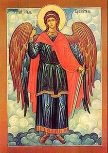 Ангел Хранитель. Источник: прислано посетителем нашего сайта