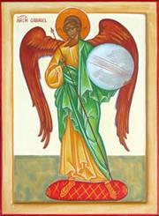 Икона «Архангел Гавриил».